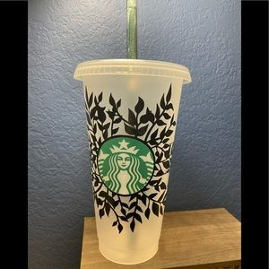 Starbucks Cold Cup - Custom